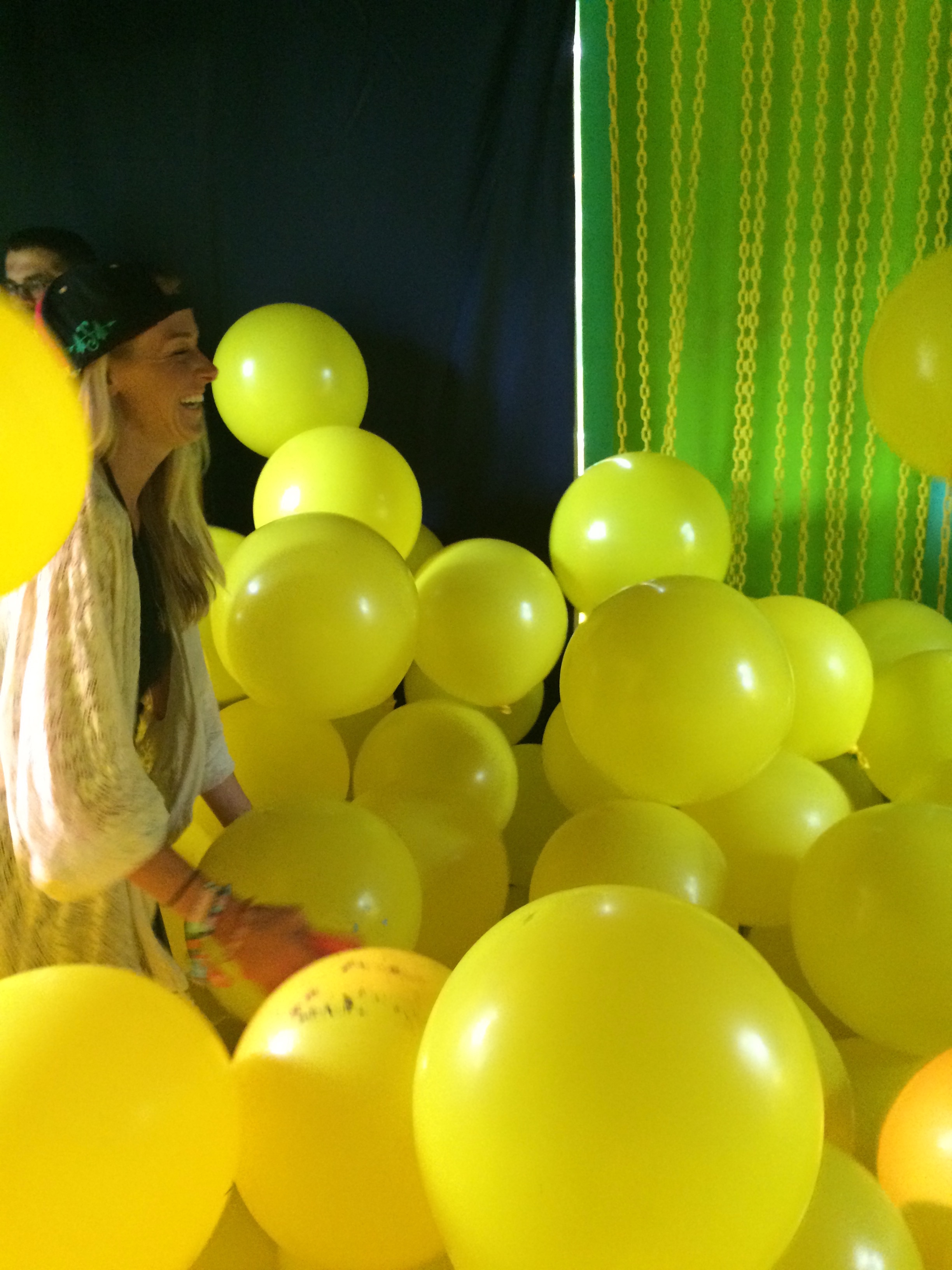 Balloon Room!